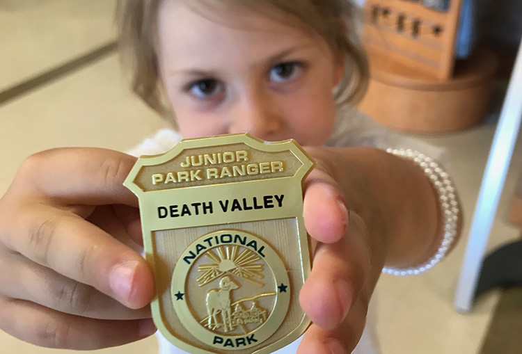 junior park ranger