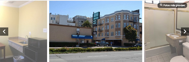 Alpha Inn & Suites san francisco