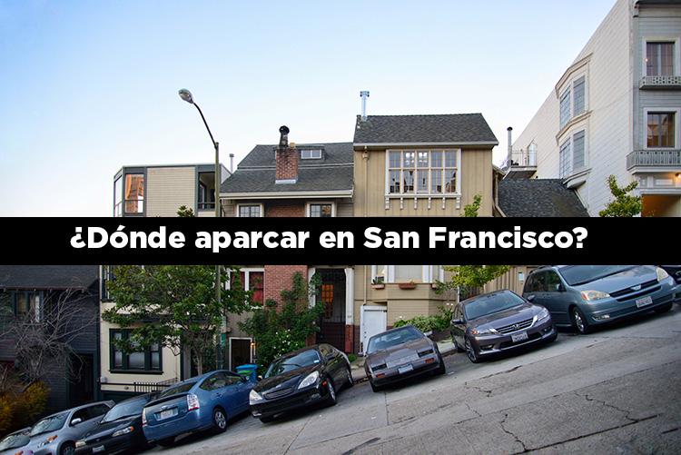 ¿Dónde aparcar en San Francisco?