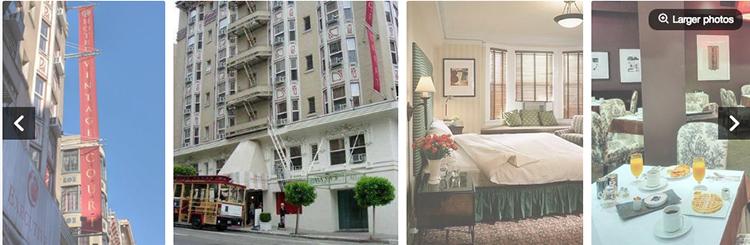 Hotel Executive Vintage Court molaviajar