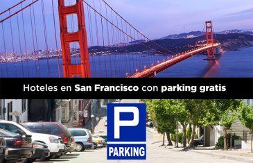 Hoteles en San Francisco con parking gratis