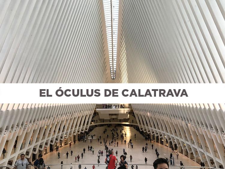 El Óculus de Calatrava en Nueva York