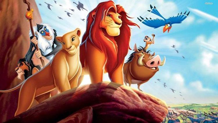 Rey leon disney molaviajar