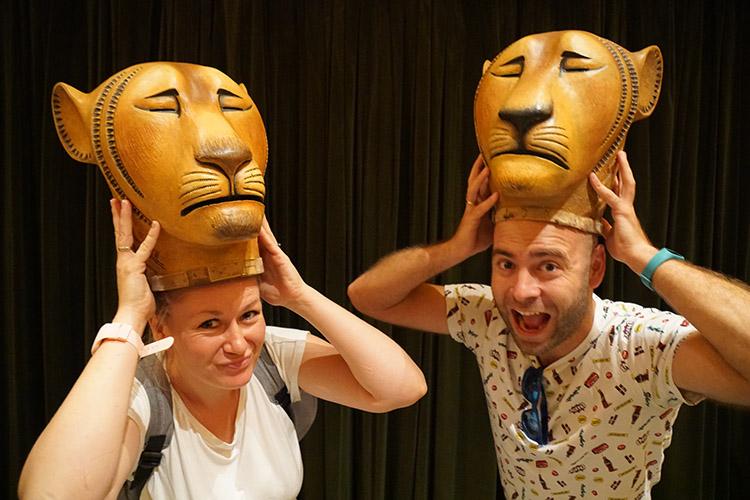 rey leon mascaras molaviajar