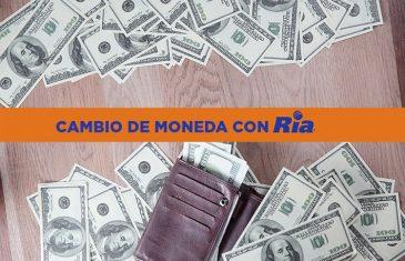 CAMBIO MONEDA RIA