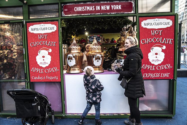 mercadillo nueva york chocolate