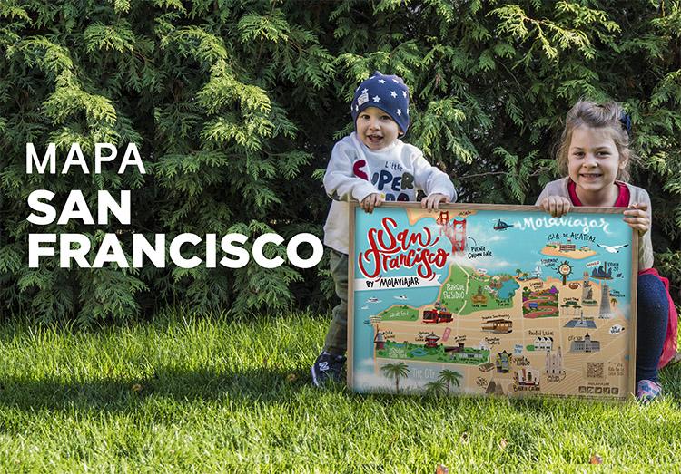 Mapa de San Francisco