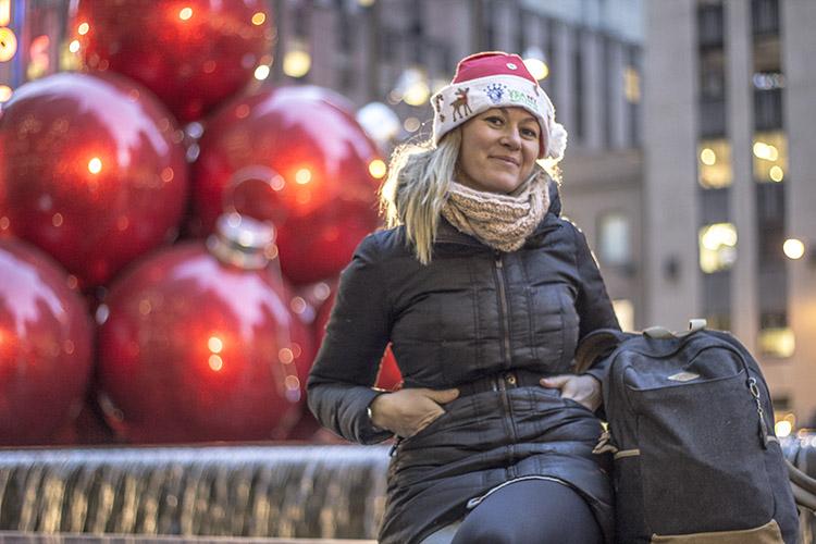 navidad en Nueva York molaviajar