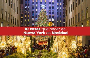 navidades en Nueva York molaviajar