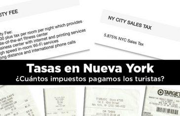 tasas Nueva York molaviajar