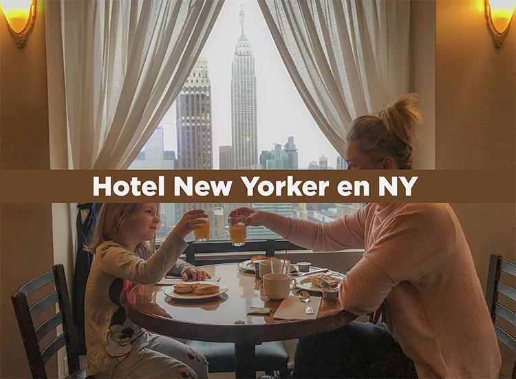 Hotel New Yorker en Nueva York. Opiniones y experiencia