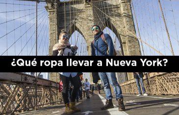 ropa Nueva York molaviajar
