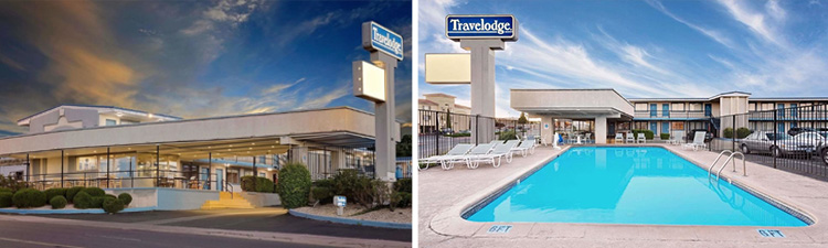 travelodge page