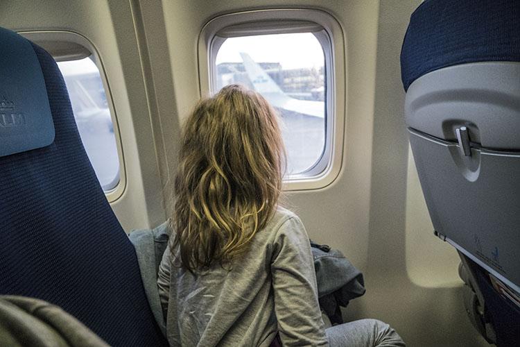 vuelo a Nueva York