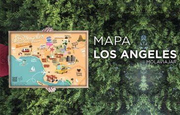 Molaviajar Los Angeles map