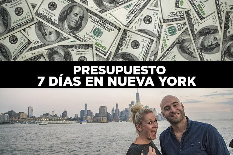 Cuanto cuesta un viaje a Nueva York (Presupuesto 7 días con video)