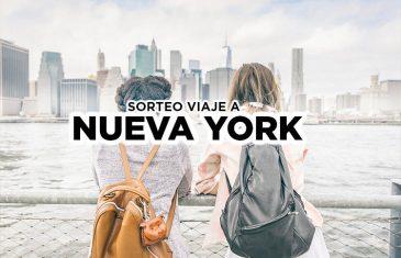 Sorteo viaje Nueva York Molaviajar