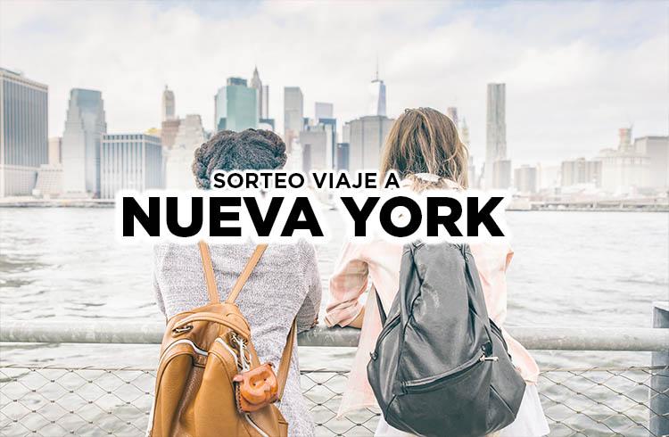 Sorteo de viaje a Nueva York