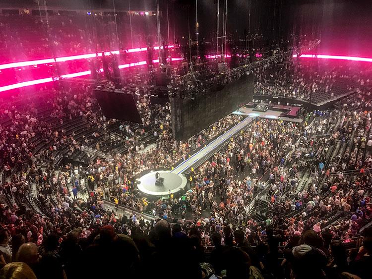 concierto U2 Vegas