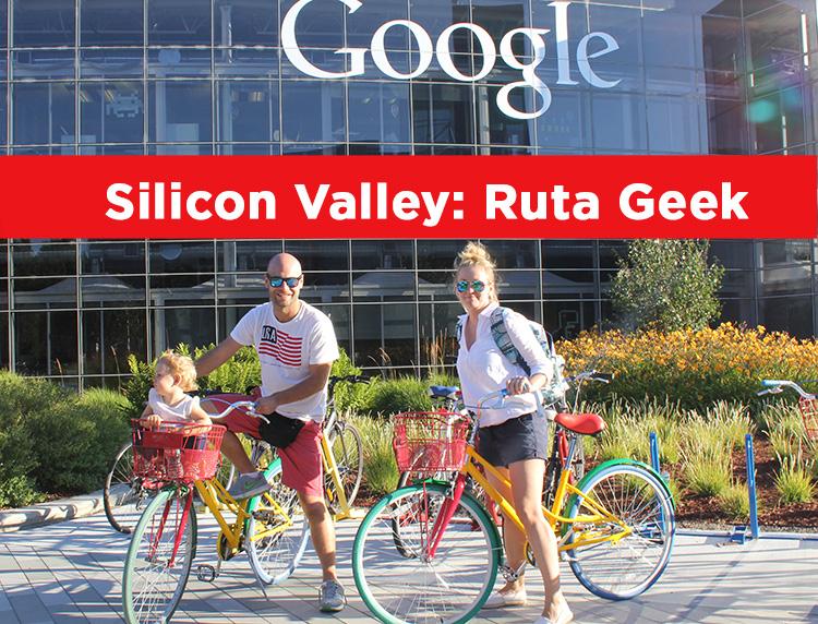 Silicon Valley: ruta geek