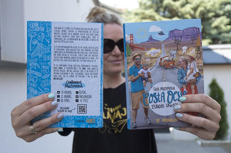 libro costa Oeste EEUU Molaviajar