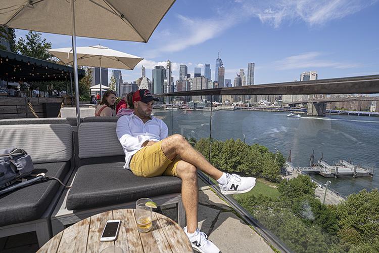 rooftop Ruta por Brooklyn Heights y DUMBO