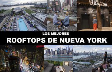 Los mejores rooftops de Nueva York