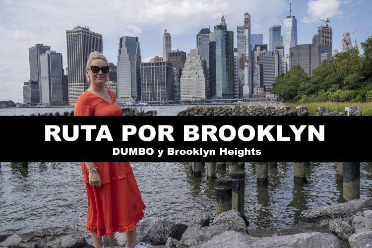 Ruta por Brooklyn Heights y DUMBO con vídeo