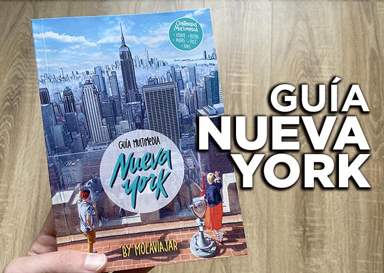 Guía de Nueva York Molaviajar