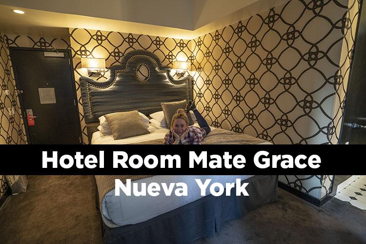 Hotel Room Mate Grace en Nueva York. Experiencia y opinión