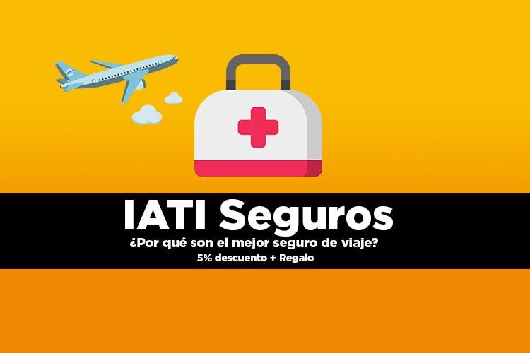 IATI seguros: ¿Por qué son el mejor seguro de viaje?