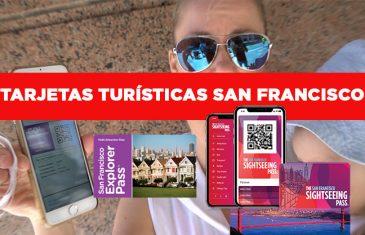 TARJETAS TURISTICAS SAN FRANCISCO