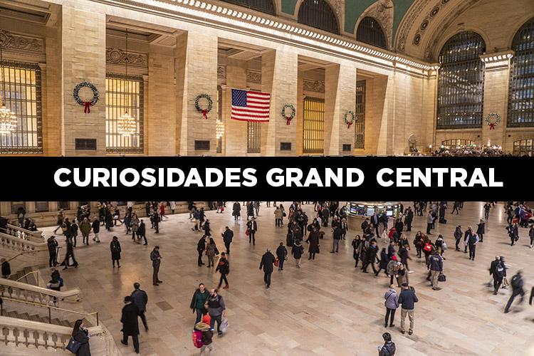 Las 22 curiosidades ocultas en Grand Central en Nueva York