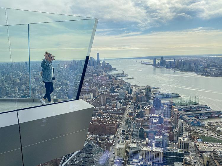 mirador edge Nueva York