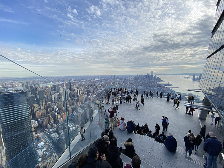 mirador edge New York