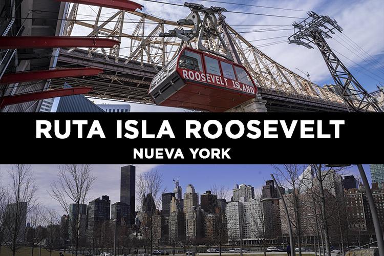 Roosevelt Island: teleférico y ruta por la isla