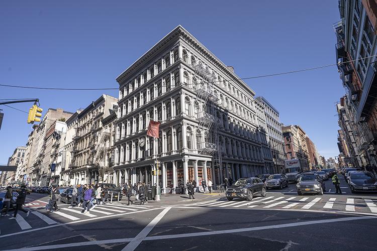 Edificio SOHO NY