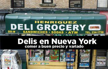 DELIS EN Nueva York