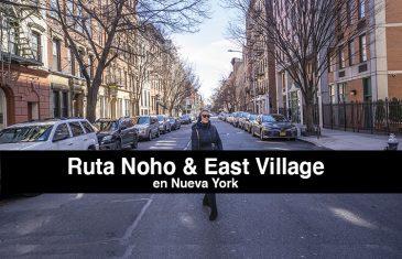Ruta Noho & East Village