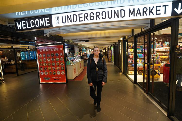 mercados Nueva York
