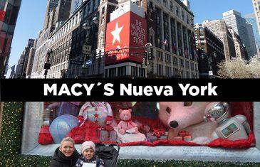 centro comercial Macy's NY
