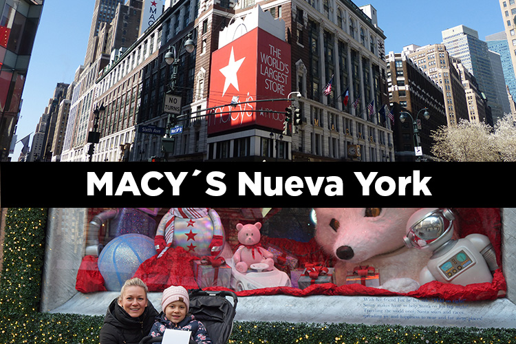 Macy's, mucho más que un centro comercial en Nueva York