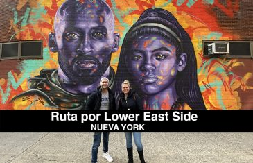 ruta Lower East Side Nueva York