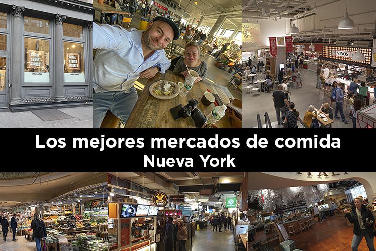 Los mejores mercados de comida de Nueva York
