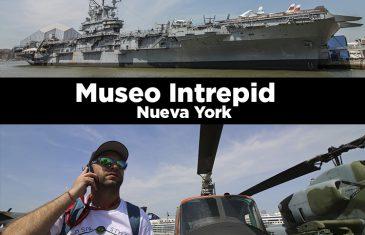Museo intrepid Nueva York