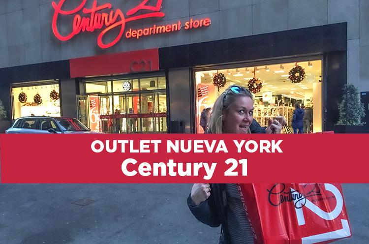 Century 21, el outlet más famoso de Nueva York ¿Mola?