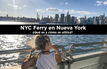 NYC FERRY NUEVA YORK