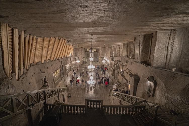 Capilla Mina de Sal Cracovia