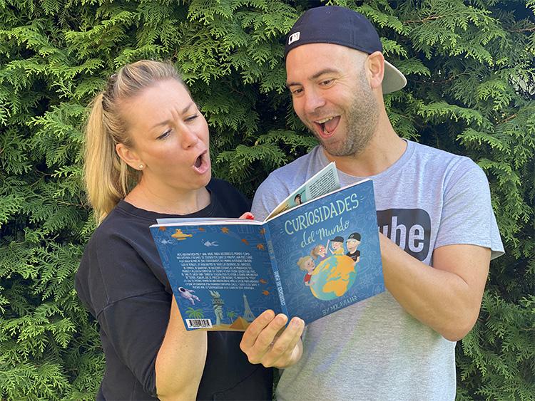 Libro de curiosidades del mundo by Molaviajar