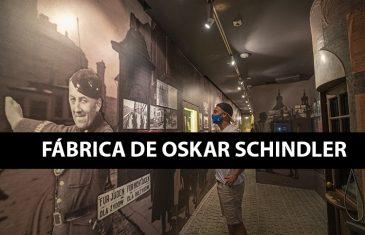 Fabrica de Oskar Schindler cracovia Molaviajar